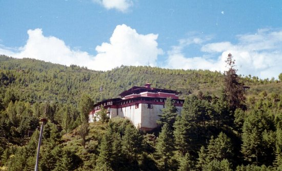 Thimphu District
