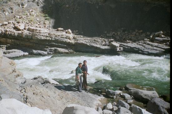 Cotahuasi River Canyon: origen del cañon de Cotahuasi