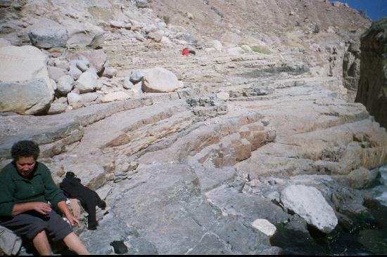 Cotahuasi River Canyon: origen del cañon