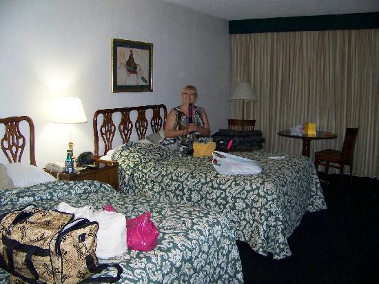 Biltmore Hotel Oklahoma Our Room