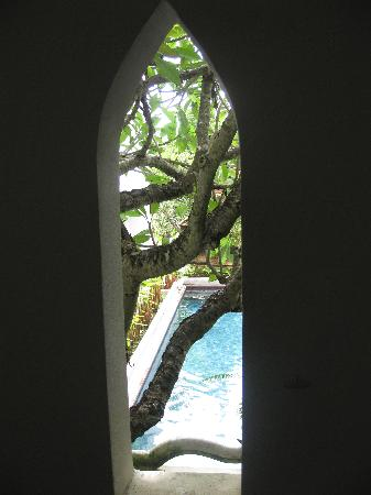 Gudi Boutique Hotel: view of the pool