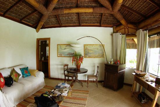 Bali Living Room Picture Of Kiaroa Eco Luxury Resort