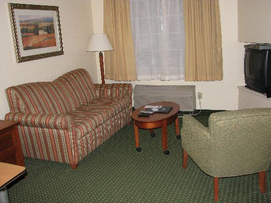 TownePlace Suites Sioux Falls: Room 103