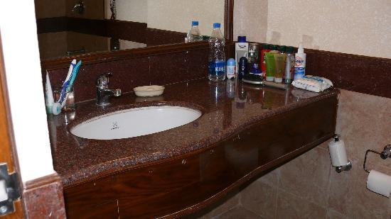 Hotel Madhuban: Clubroom bath