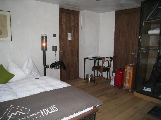 Hotel Matterhorn Focus: ホテルの室内
