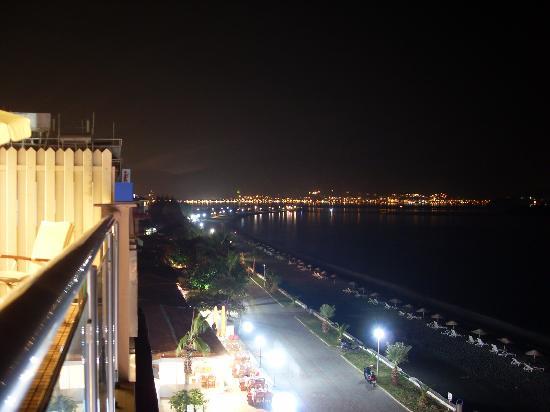 Oykun Hotel: Fethiye from Delta Balcony