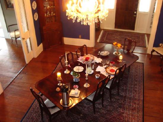 The Brunswick Inn: Dining Room