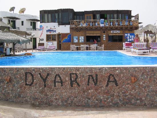 pool dyarna hotel