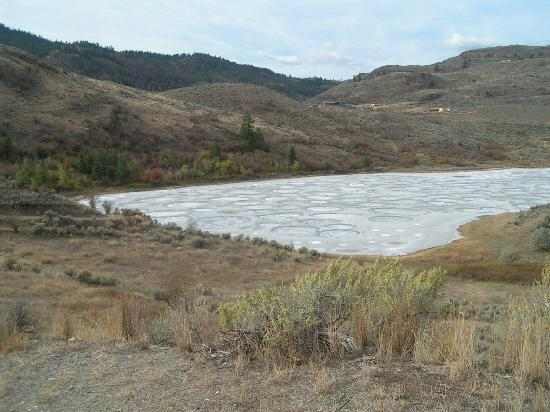 Osoyoos, Kanada: spotted lake