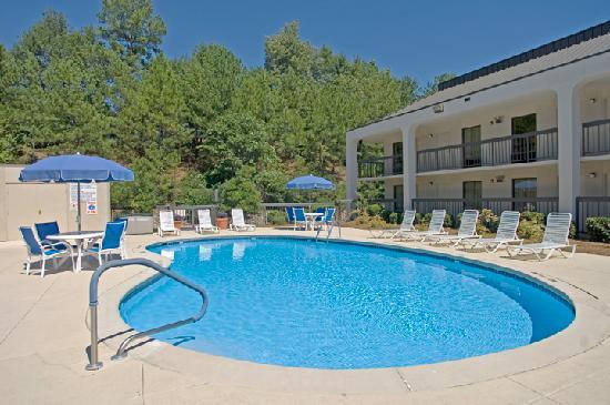 Hampton Inn Columbus-Airport: Hotel Pool