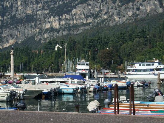 Garda harbour