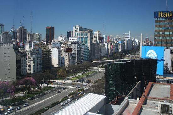 Hotel Presidente : View from room #1502