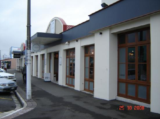 Distinction Palmerston North Hotel & Conference Centre: Restaurant