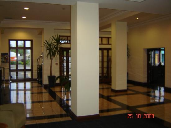 Distinction Palmerston North Hotel & Conference Centre: Lobby Area