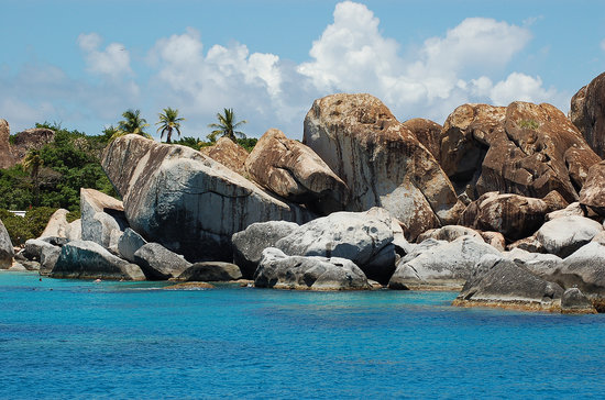 British Virgin Islands: The Bath