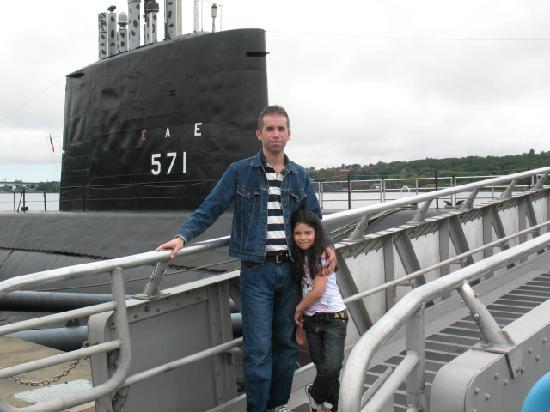 Groton, CT: USS Nautilus