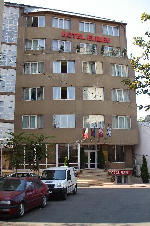 Hotel Elizeu, Bucharest