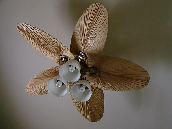 The rooms ceiling fan picture of caribbean house key west caribbean house the rooms ceiling fan aloadofball Choice Image