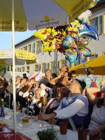 Hotel Am Wartturm: Speyer's Annual Festival