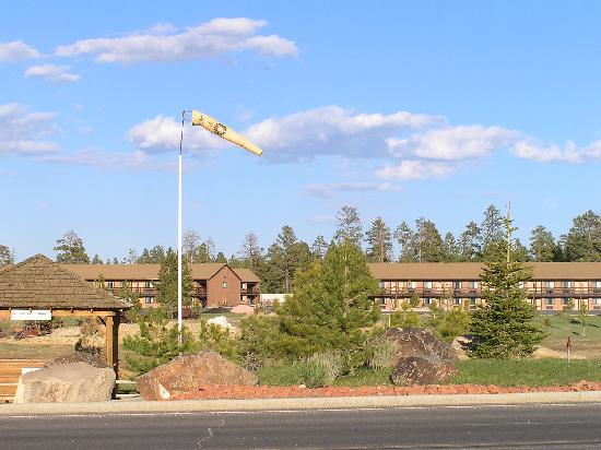 Bryce View Lodge vom Rubys Inn aus
