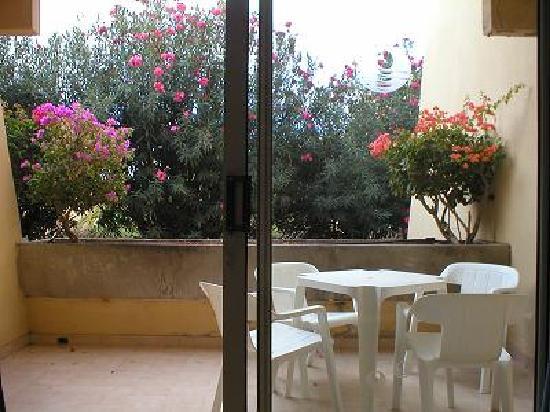 Sol Jandia Mar Apartments : Mirar que vistas tiene el apartamento