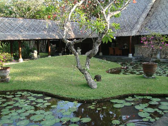 The Oberoi Bali: Some of the Oberoi's garden