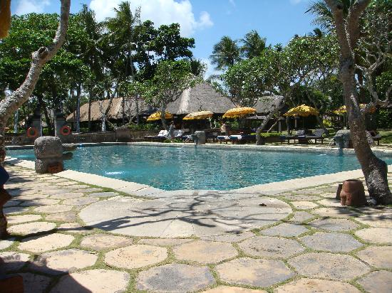 The Oberoi Bali : The pool
