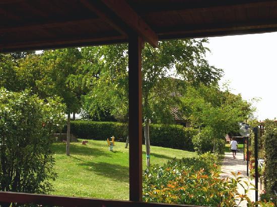 Tenuta Badia '99: Giardino