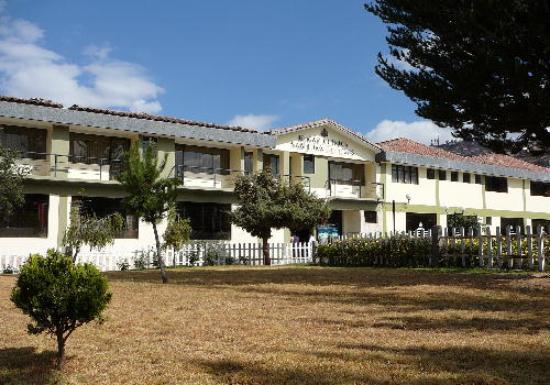 Hotel San Juan de Dios Cusco : The Cildren's Clinic
