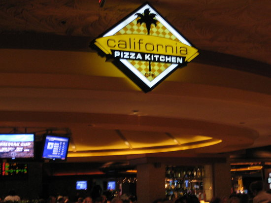 California Pizza Kitchen, Las Vegas