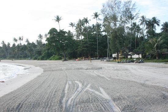 Angsana Bintan: La plage