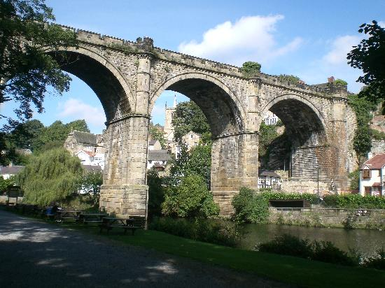 Knaresborough, UK: The Viaduct