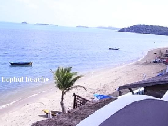 L' Hacienda: beach