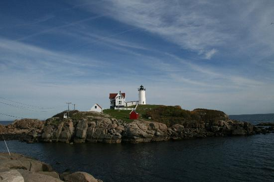 Cape Neddick Nubble Lighthouse: il faro