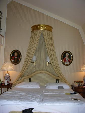 Hotel Imperial Vienna: camera da letto hotel Imperial