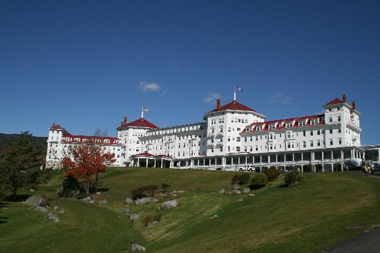 Bretton Woods: splendido sotto il sole!!
