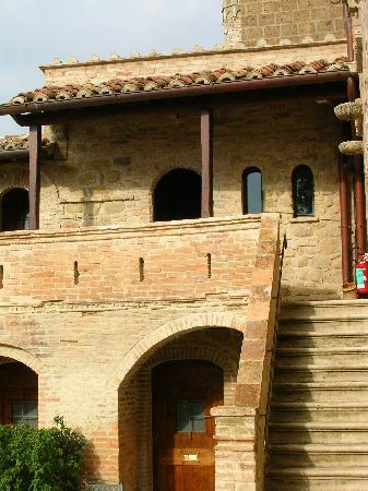 Castello di Monterone: Camere