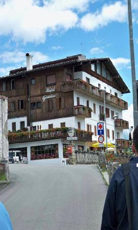 Hotel Giardino: External view of the hotel