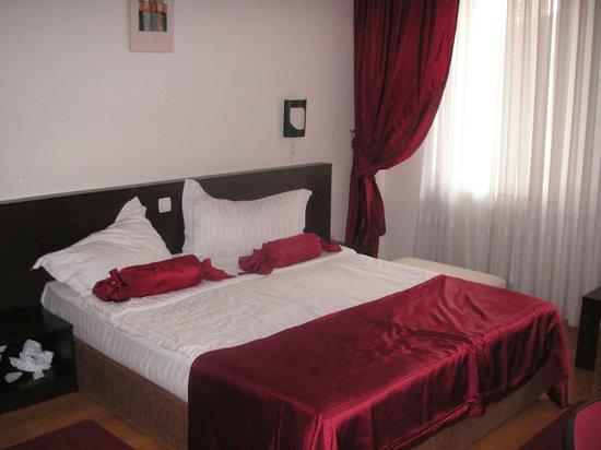 Bedroom, Hotel Unique