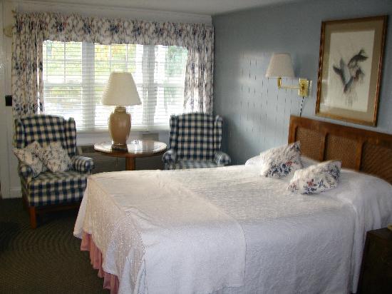 Mount Battie Motel : Room