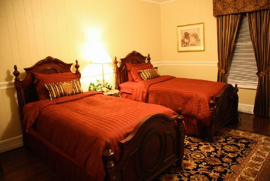 Trenthouse Inn Bed and Breakfast : Twin bed room