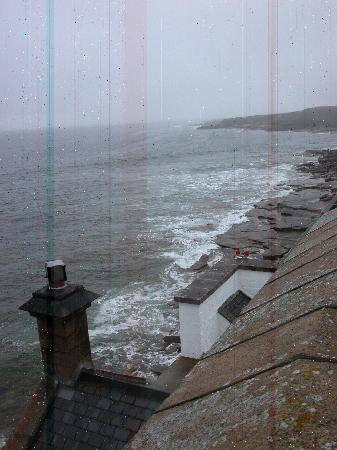 Leim Siar Bed and Breakfast: view from Belmullet lighthouse