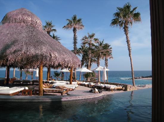 Hilton Los Cabos Beach Golf Resort Pool With Swim Up Bar