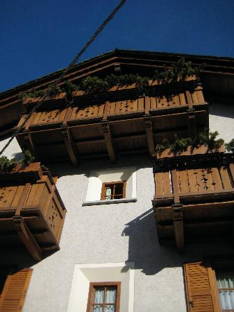 casa vacanze sablonera : The front of the hotel