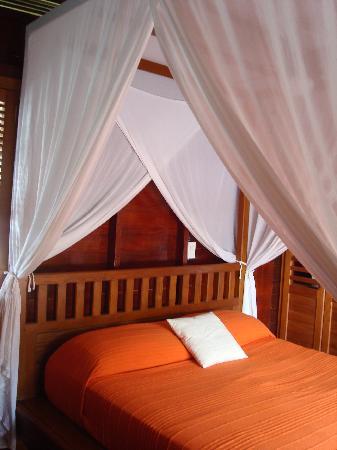 Eclypse de Mar : View of the bed