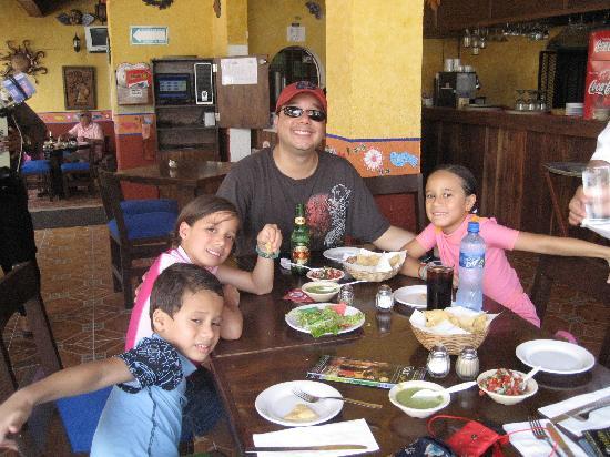 Casa Maya Cancun: En La Parrilla de PLaya del Carmen