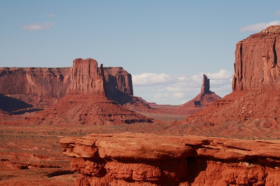Kayenta, AZ: John Ford`s Point