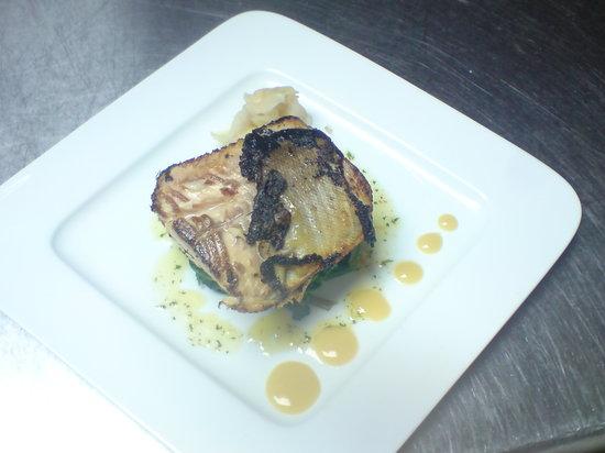 Koo Neo-Japonese Cuisine: miso cutfish