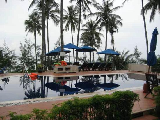 Cassia Cottage: A shot of the pool