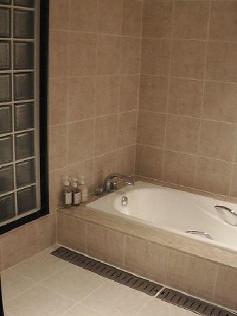 JAL Private Resort Okuma : 浴室